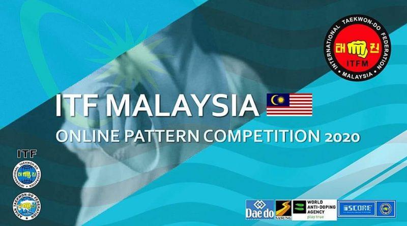 ITF Malaysia National Black Belt (1-3 Dan) Online Pattern Competition