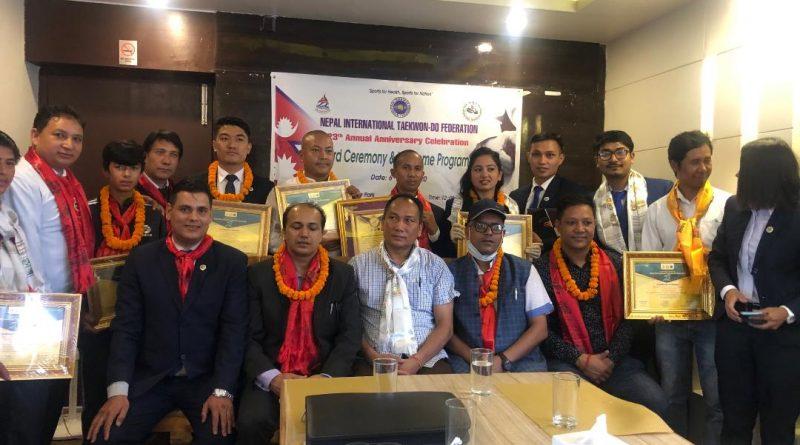 23rd Anniversary of Nepal ITF