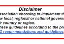 ITF ANTI-EPIDEMIC GUIDELINES
