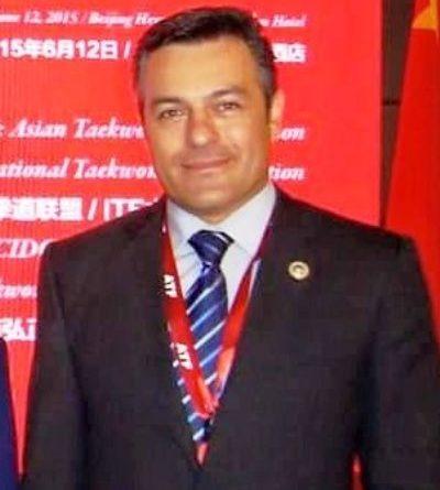 Master Hossein Farid Sabbagh Congratulatory Letter to Mr. KEO REMY