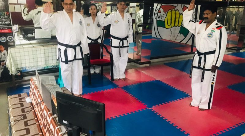 """8th Black Belt/Colour Belt Virtual National Seminar 2020"" by GM Rajendran Balan"