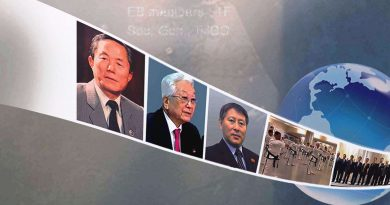 Anniversary of Gen.Choi's 102nd birthday