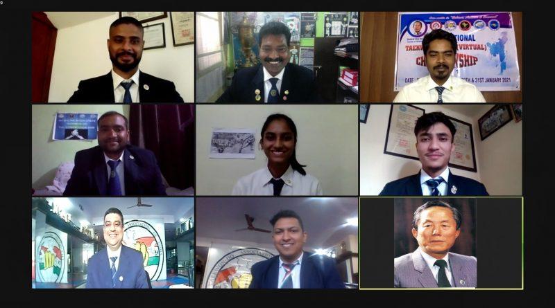 "ITF INDIA ""35th National Virtual Taekwon-do ITF Championship 2020"""