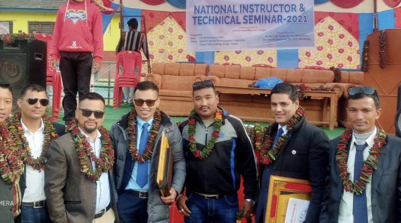 National Instructor & Technical Seminar