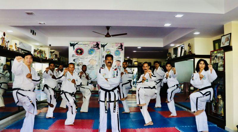 INDIA, 55th Birthday of ITF
