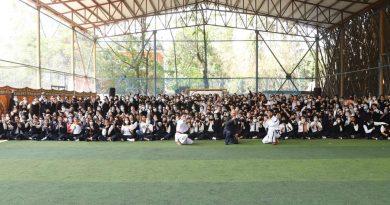 "Nepal ITF ""Anti Doping Awarness and Self defense"" workshop"