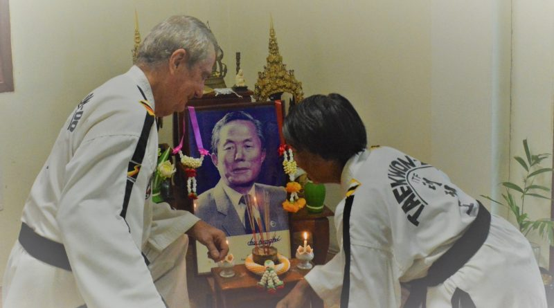 Thailand, indebted to General Choi