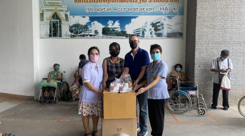 ITF Thailand, Helping Hand