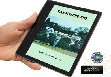 Kindel edition of Taekwon-Do Encyclopedi