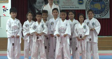 Mid – Year graduation and testing,THAILAND ITF