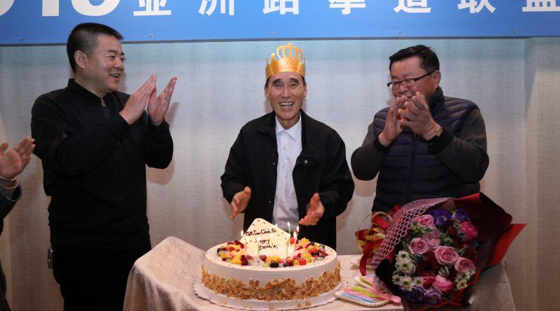 Happy Birthday Grand Master TAN CHEK SI