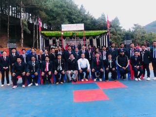 20th National Taekwon-DO Championship, NEPAL