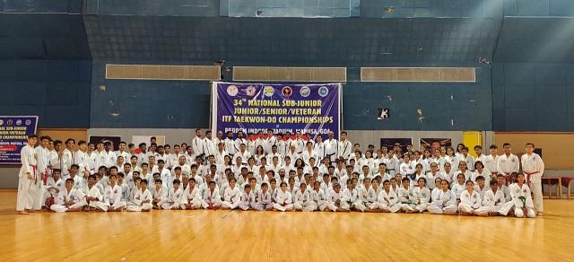 INDIA, 34th National Championship, 70th National Technical Seminar, 20th National Umpire Seminar
