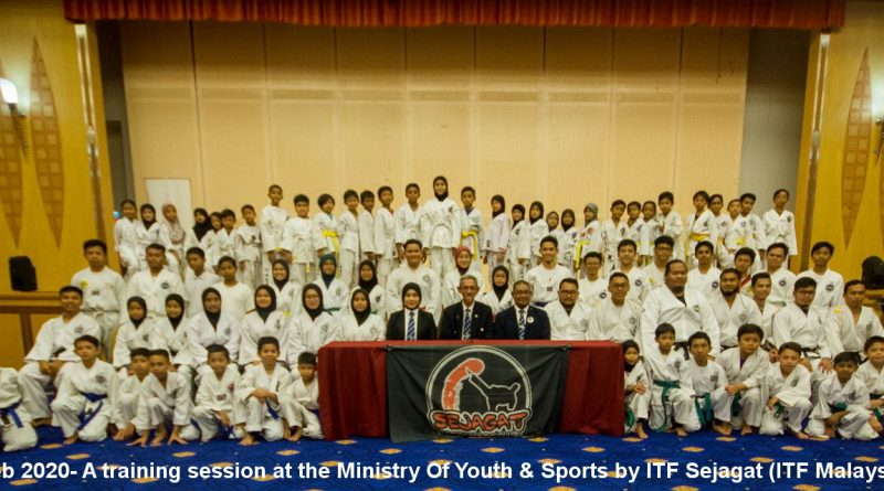 Picked of 2020 activities of ITF Malaysia