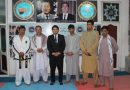 Northern Provinces of Afghanistan ITF Instructors and Practitioners Visited AANTA HQ and Secretary General