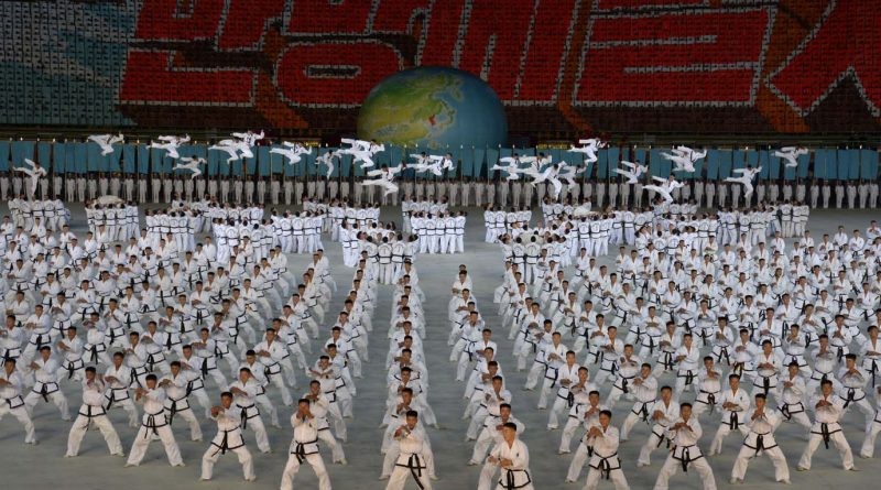DPR KOREA, Popularization of TAEKWON-DO